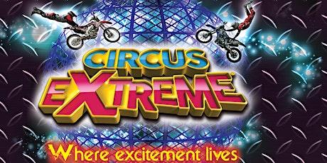 Circus Extreme - Richmond tickets