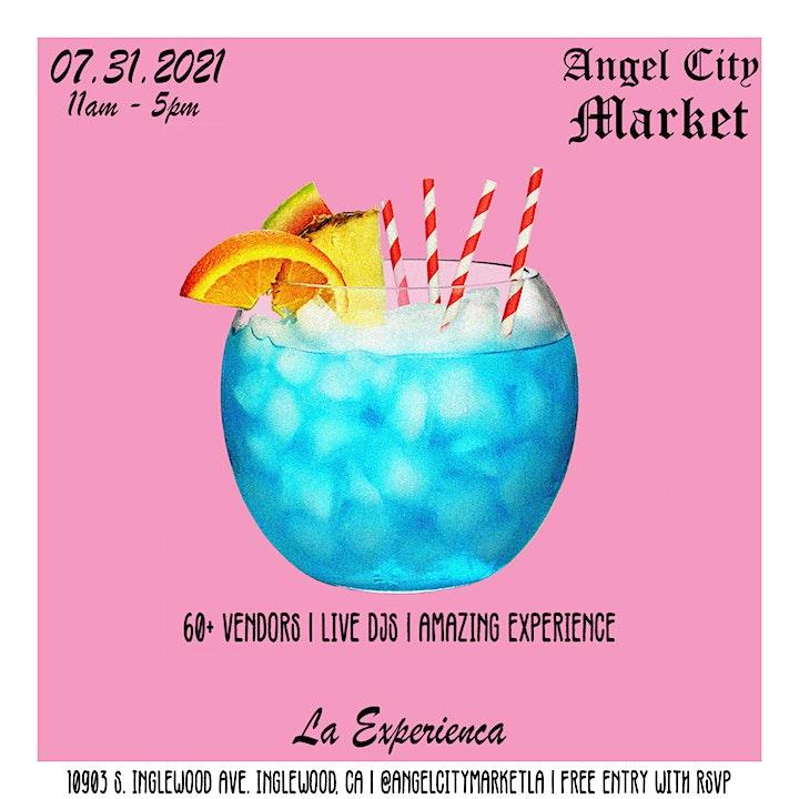 Angel City Market: Loteria Edition image