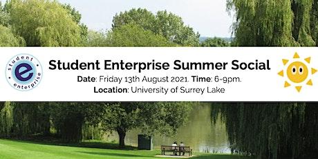 Student Enterprise Summer Social tickets