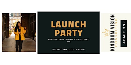 KVC Launch Party tickets