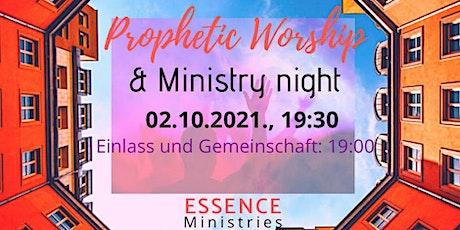 Prophetic Worship Night/Gottesdienst Tickets