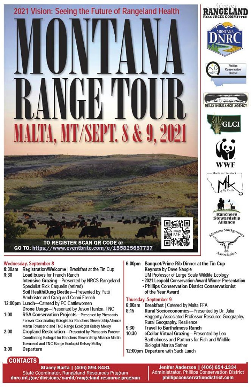 2021 Montana Range Tour image