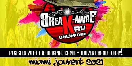 Miami Jouvert with Break Awae Kru 2021 tickets