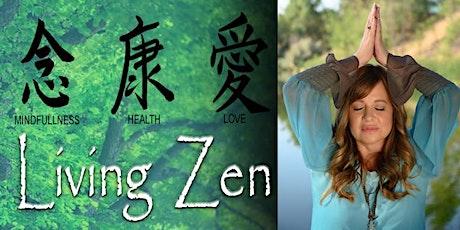 In Person- Ancient Taoist Healing Meditation & Qigong Class tickets