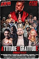 ARW - Attitude Of Gratitude tickets