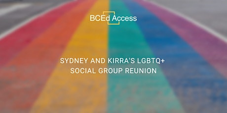 Sydney and Kirra's LGTBQ+ Social Group Reunion for Teens tickets
