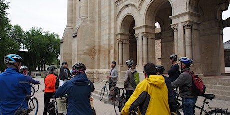 Pedal into History - Birth of a Province Bike Tour (August 29th) tickets