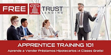 Aprende sobre Préstamos Hipotecarios ¡4 Clases Gratis! tickets
