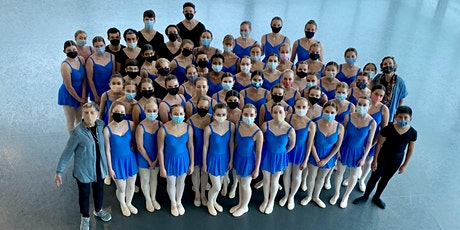Nutmeg Ballet July 2021 Demonstration Performance tickets