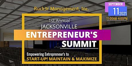 1st Annual Jacksonville Entrepreneur's Summit tickets