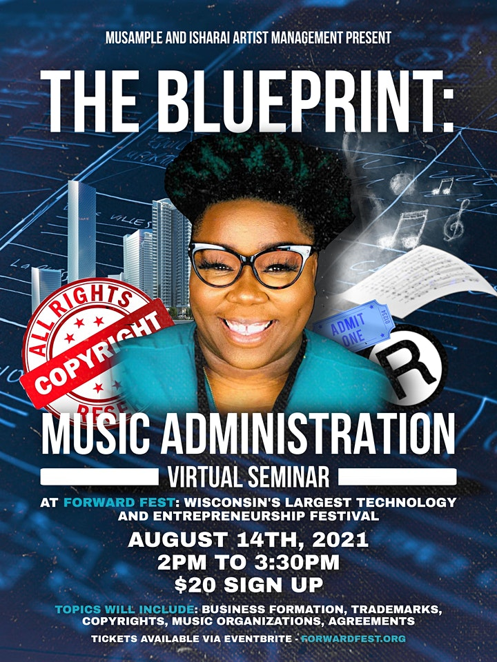 The Blueprint - Music Administration image