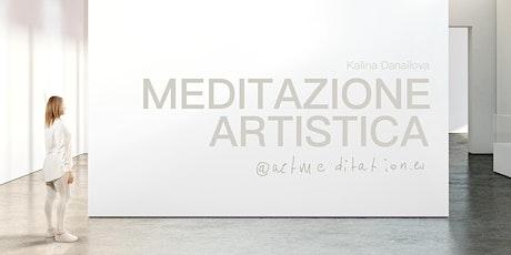 Arte-Meditazione in galleria Giovanni Bonelli a Milano biglietti