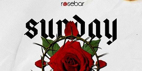 Sunday Service at Rosebar tickets