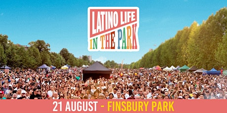 LatinoLife in the Park tickets