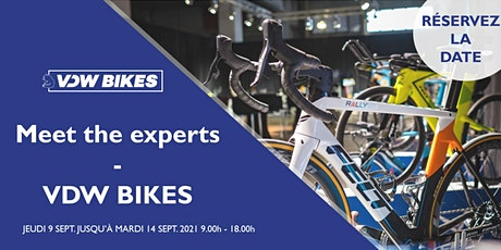 FR-Meet the Experts by VDW Bikes tickets