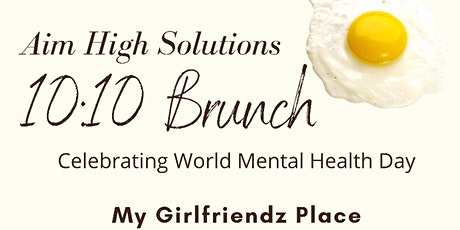 Mental Health Awareness Brunch tickets