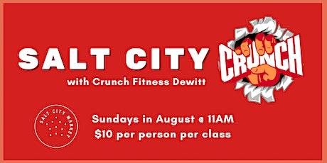 Salt City Crunch tickets