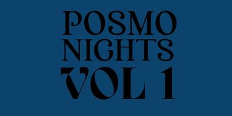 POSMO NIGHTS VOL. 1 tickets