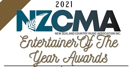 2021 New Zealand Country Music Entertainer Of The Year Awards tickets