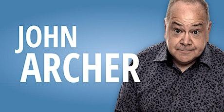 Magician & Comedian John Archer tickets