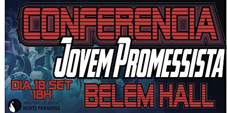Jovem Promessista no Belém Hall ingressos