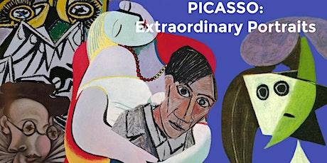 PICASSO: Extraordinary Portraits biglietti