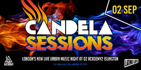 Candela Sessions tickets
