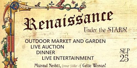 Renaissance Under the Stars tickets