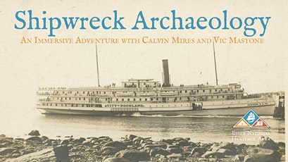 Shipwreck Archaeology at Little Misery Island tickets