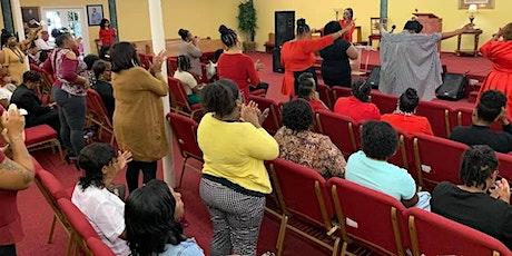 5th Annual Women Testimonial tickets