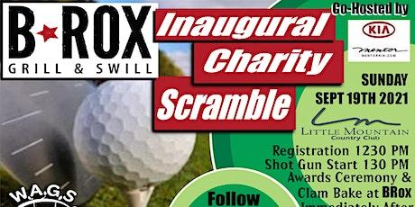 B Rox Inaugural Charity Golf Scramble tickets