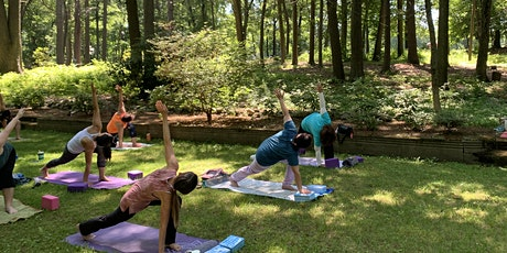 AUGUST 28 ~ Outdoor Yoga at Rolling Ridge, North Andover,  MA tickets