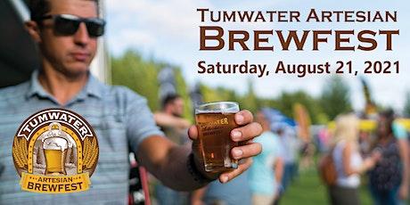 Tumwater Artesian Brewfest 2021 tickets