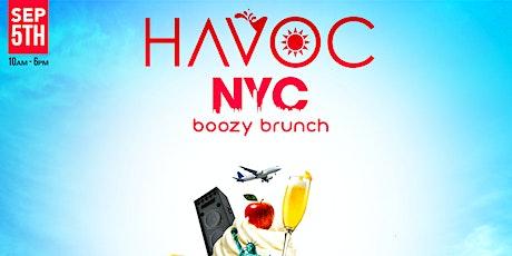 HAVOC NYC tickets