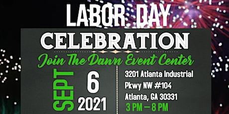 Labor Day Celebration & Popup Shop tickets