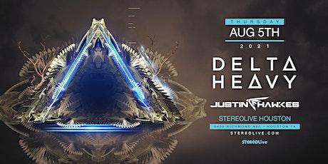 Delta Heavy – Stereo Live Houston tickets