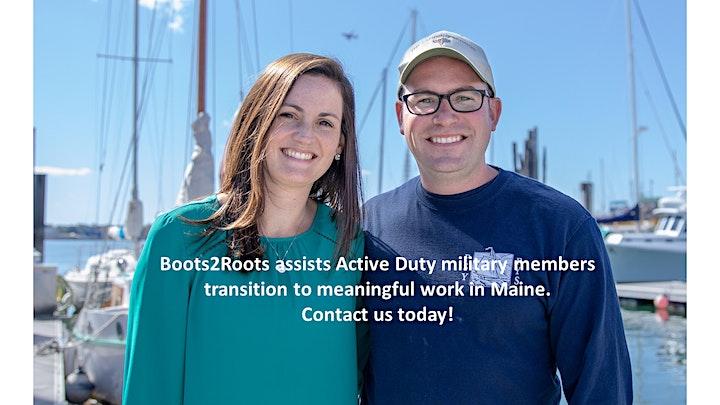 Boots2Roots' Workforce Campaign Kickoff - Bangor image