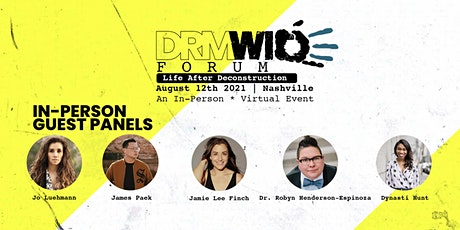 Dream Wide Forum - In-Person & Virtual tickets