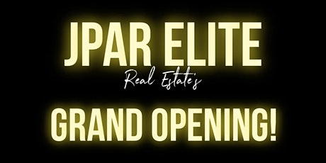 Licensed Realtors You're Invited to JPAR ELITE Real Estate's Grand Opening tickets
