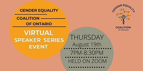 Gender Equality and Indigenous Culture tickets