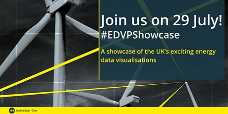 A Showcase of the UK's exciting energy data visualisations tickets