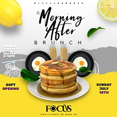 Focus Sundays The Morning After Brunch & Day Party tickets
