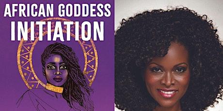 Goddess Initiation Circle: Virtual Meditation with Abiola Abrams tickets