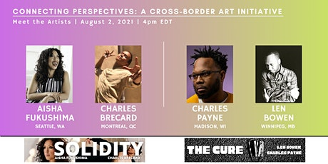 Meet the Artists: Solidity x The Cure tickets