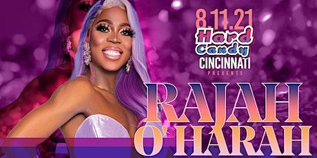 Hard Candy Cincinnati with Rajah O'Hara tickets