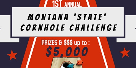 Montana State Cornhole Challenge tickets
