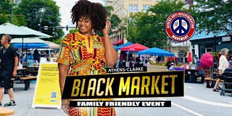 Athens Black Market tickets