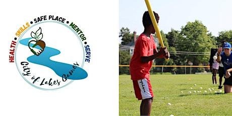 2021 City of Lakes Community Summer Games - Baseball tickets