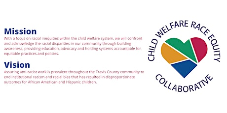 Child Welfare Race Equity Collaborative Monthly Convening - August 2021 tickets