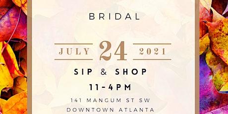 Kulture Couture Bridal  Sip & Shop tickets